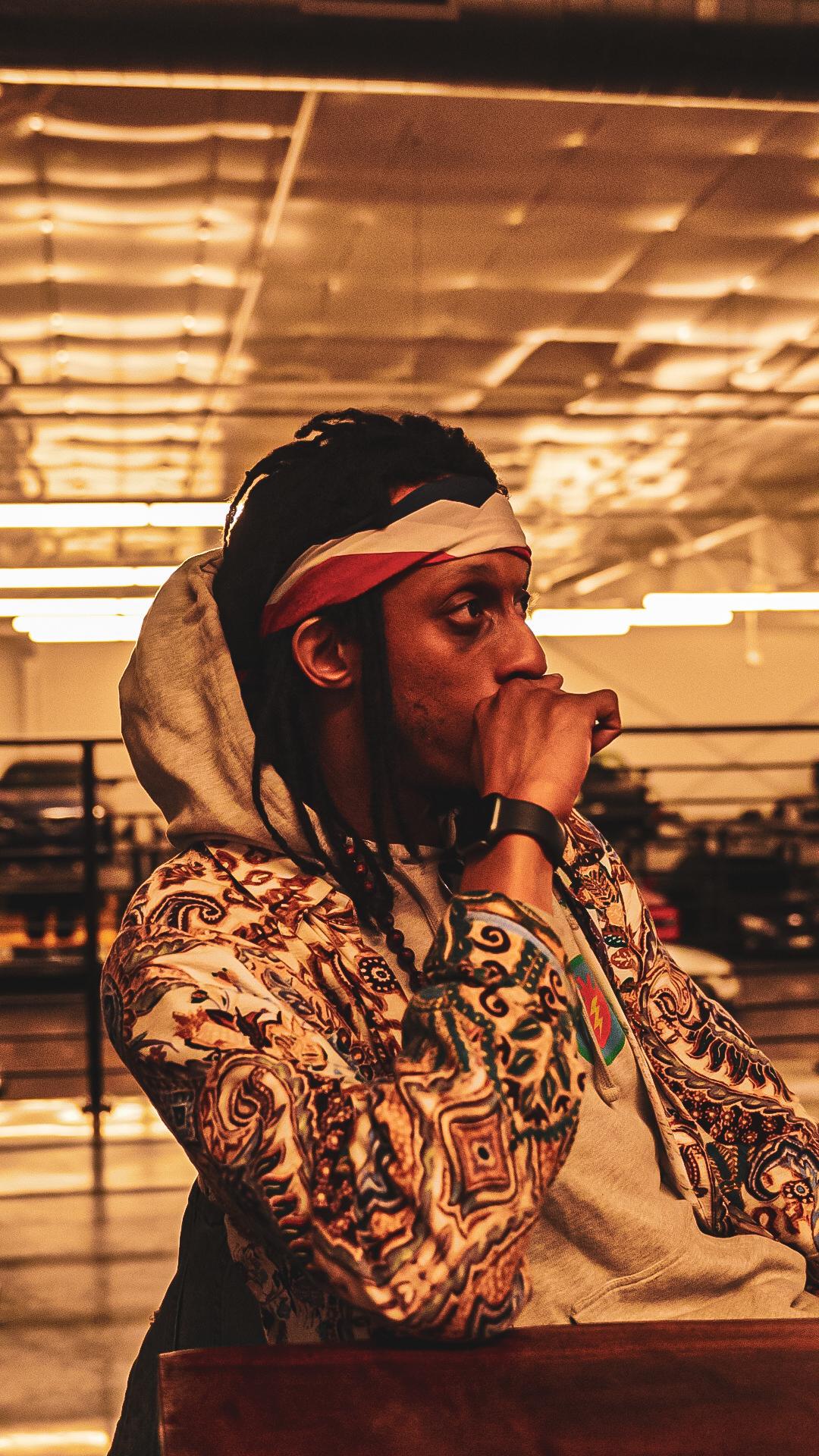 dlzmksbts hiphop headband